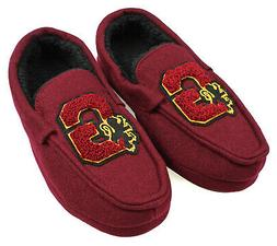 Harry Potter Men's Gryffindor House Moccasin Slippers Shoes
