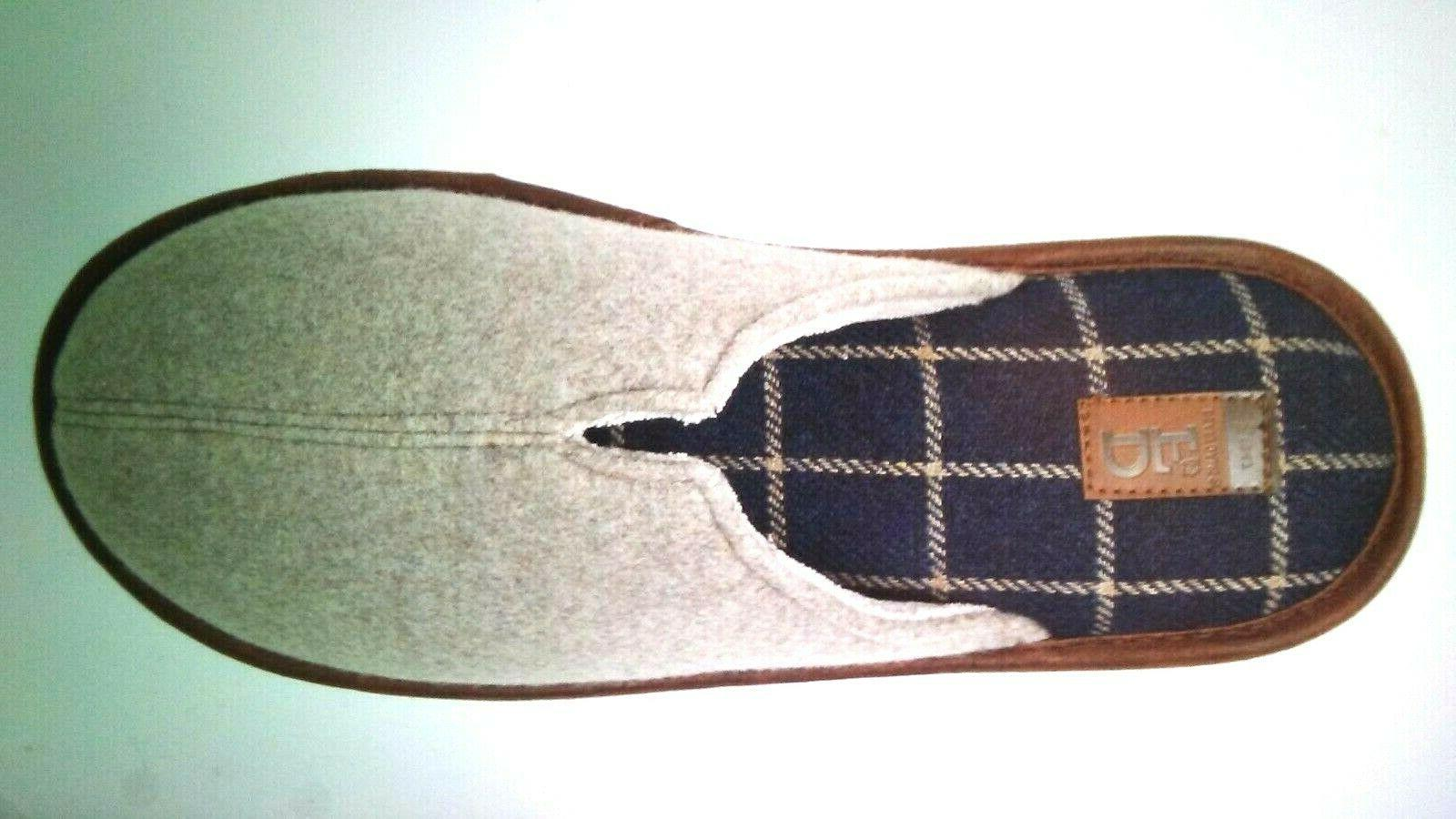 DF Closed Slippers NWT