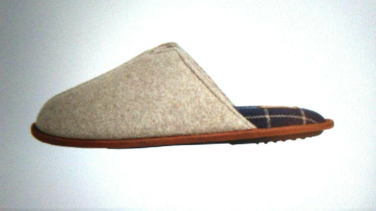 df by men s closed toe slippers