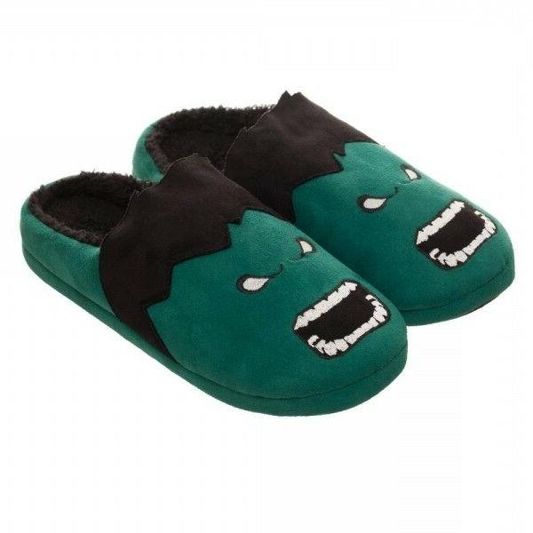 incredible hulk house slippers shoes soft 5
