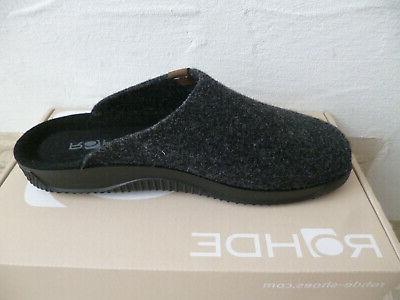 Rohde Shoes Anthracite New
