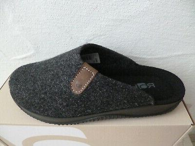 men s slippers house shoes anthracite soft