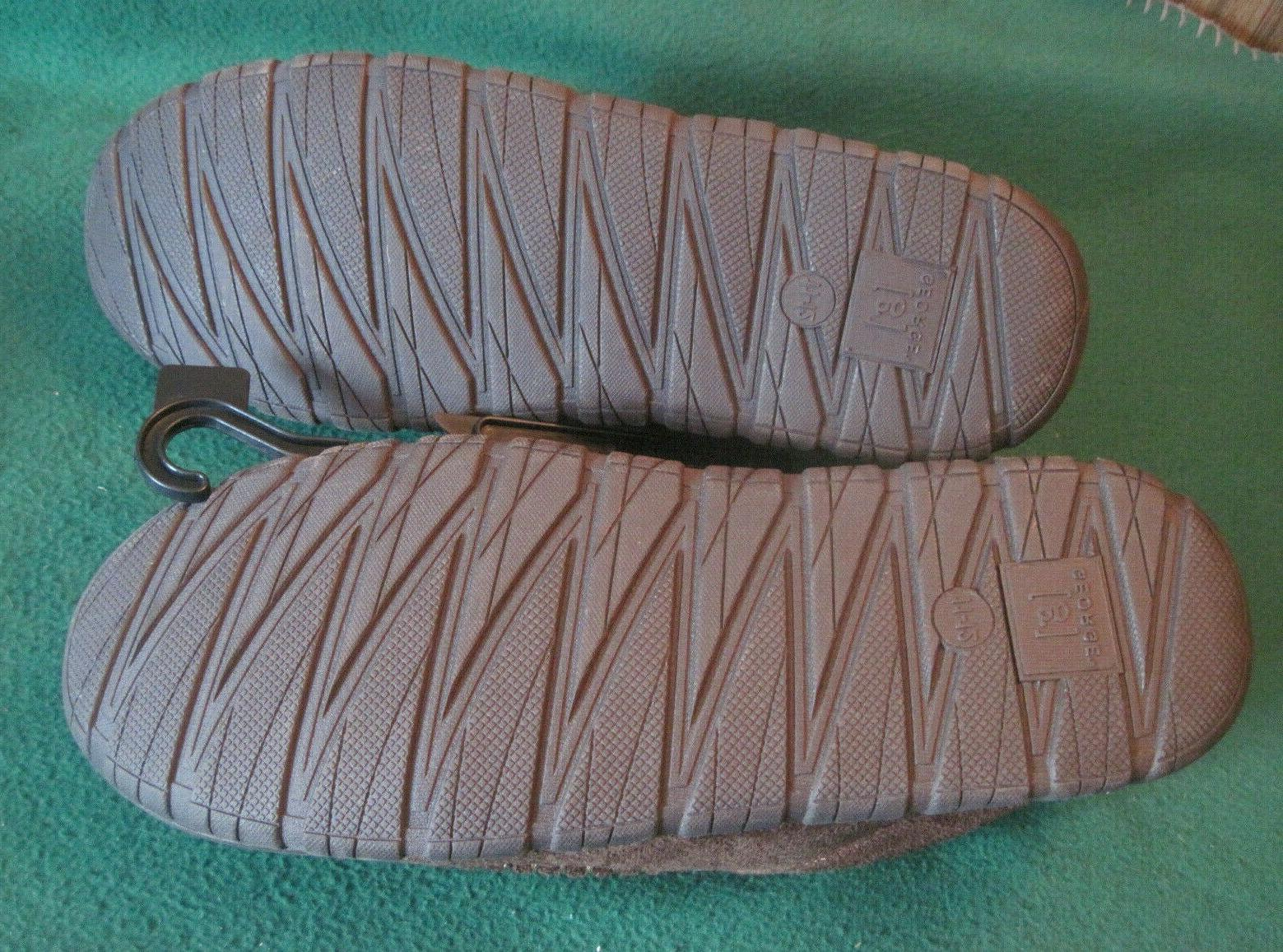 Men's House Shoes Size With Tags