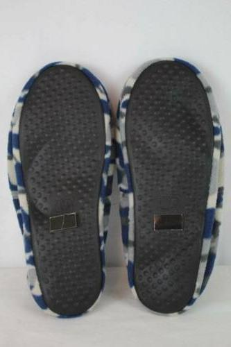 NEW Slippers Gray Camouflage - Lightweight Camo