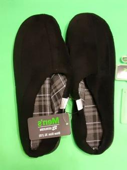 MEN'S OT Revolution Black Slip On House Shoes Size XL-13