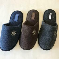 men winter slippers soft warm comfy casual