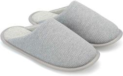 Tuobuqu Mens Cool House Slipper Shoes Bedroom Scuff Slippers