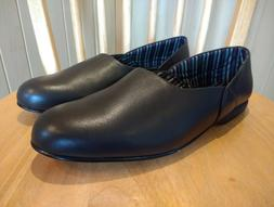 NEW CLARKS  Leather Mens SLIPPERS HOUSE Lounge Carpet SHOES