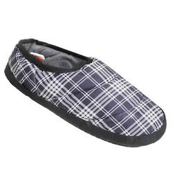 Winter Down Slippers Non-Slip with Rubber Sole House Shoes S